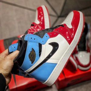 Air Jordan 1 High OG Fearless UNC Chicaho